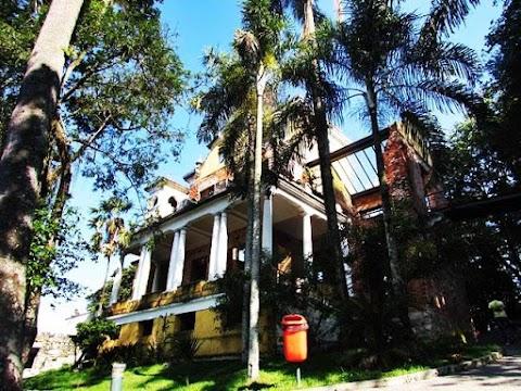 O Parque das Ruínas em Santa Teresa - Rio de Janeiro