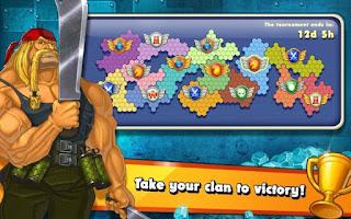 Jungle Heat War Of Clans Unlimited Diamonds Apk Mod No Survey Latest Version Offline Download Free