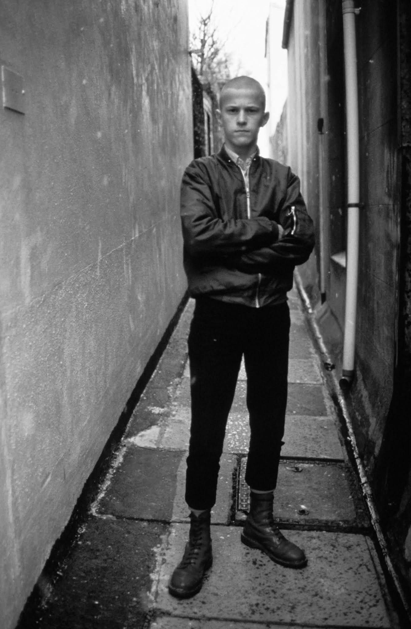 british skinhead subculture photographs