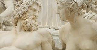 Los dioses de la mitología griega