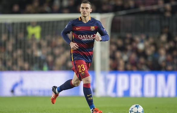 Barcelona defender Thomas Vermaelen picks another injury