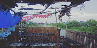 Warung Kopi di Griya 3 Martubung Dibakar OTK, Diduga Pelaku Warga Sekitar