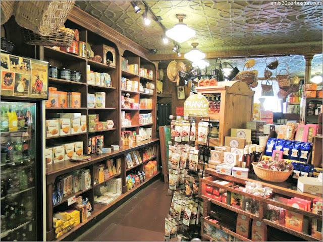 Tienda Épicerie J.A. Moisan en la Ciudad de Quebec