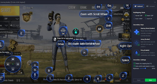 4 Best Emulators for PUBG mobile to use in 2020