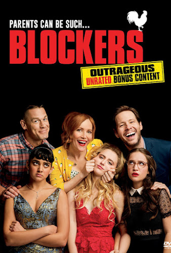 Blockers (BRRip 720p Dual Latino / Ingles) (2018)