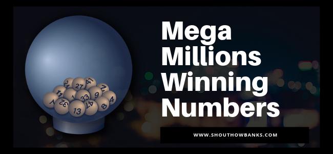 mega millions past winning numbers