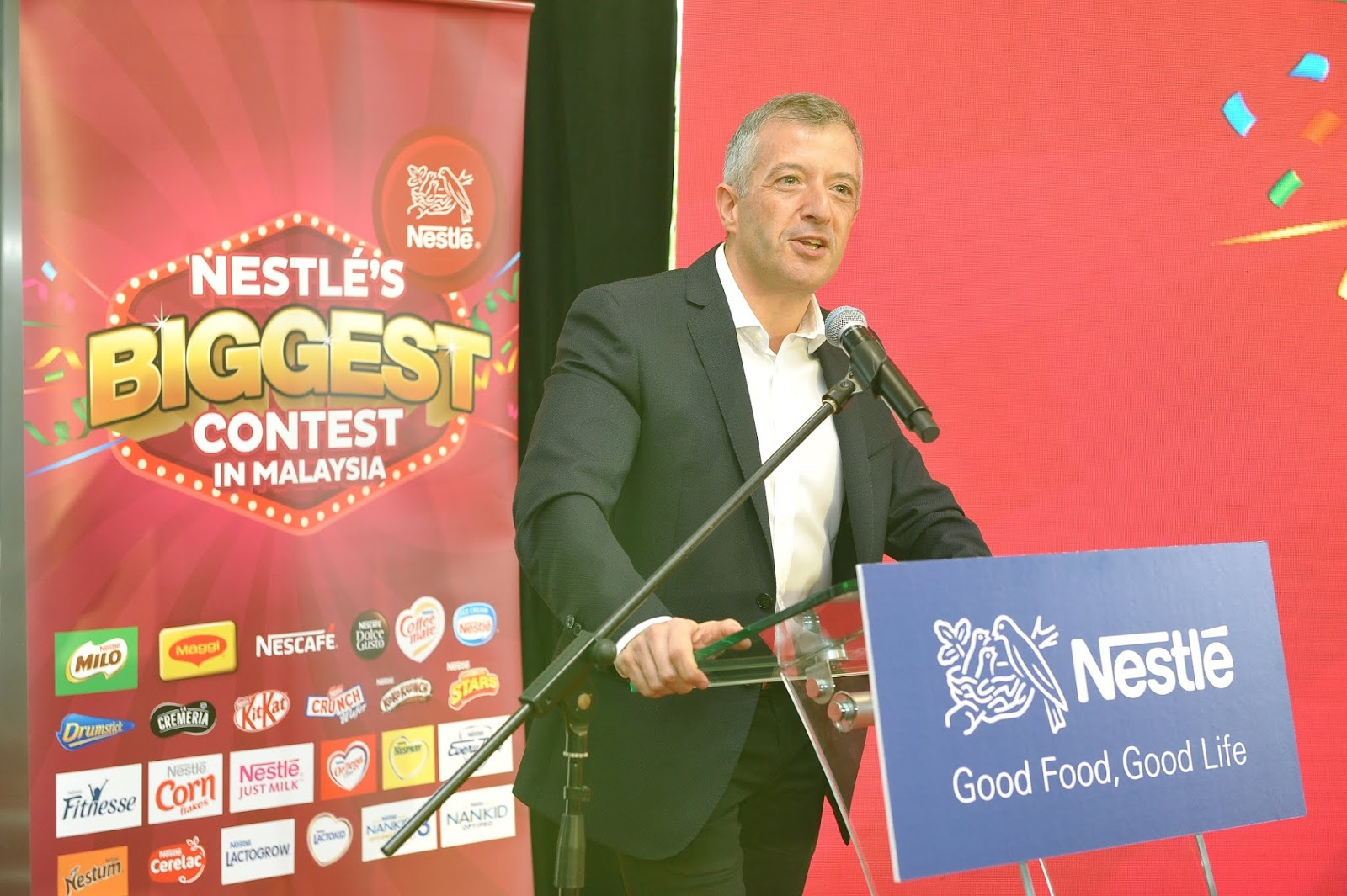 Peluang Memenangi Gaji Seumur Hidup Nestlé