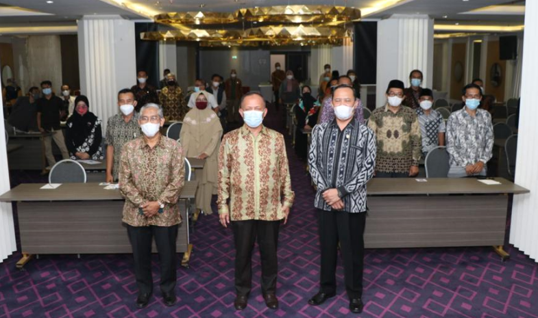 Bagian Kemahasiswaan dan Alumni UIN Bandung Gelar Workshop Managemen Asrama Berbasis Pesantren