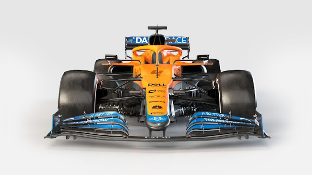 F1 car launch dates
