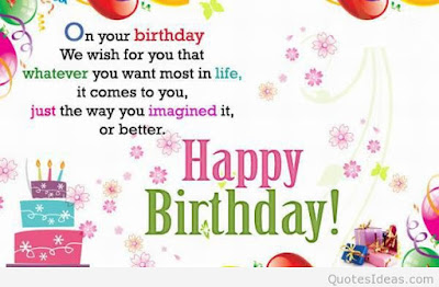 Happy Birthday Wises Cards For friends: on your birthday we wish for you that
