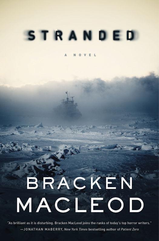 Review: Stranded by Bracken MacLeod