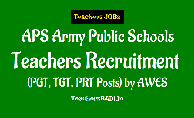 army public schools teacher posts recruitment 2018,army public schools pgt/ tgt/ prt posts recruitment 2018,army welfare education society teacher posts recruitment 2018,teacher posts recruitment 2018 pgt/ tgt/ prt posts recruitment 2018,awes teacher posts recruitment 2018,awes pgt/ tgt/ prt posts recruitment 2018,teaching posts,teaching jobs,teaching faculty,tgt posts,pgt posts,prt posts in army welfare education society (awes)