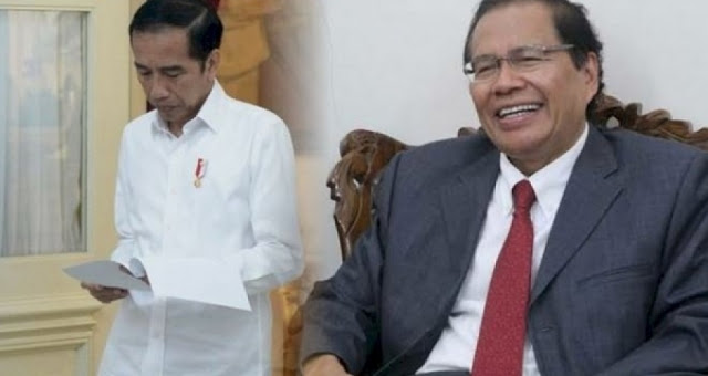 Berkaca dari Keruntuhan Uni Soviet, RR: Mas Jokowi, <i>Please Do Something Before Too Late</i>