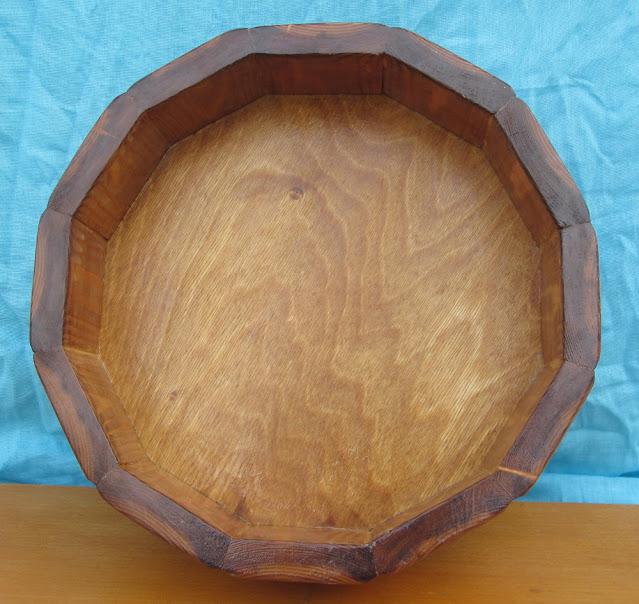 деревянный поднос своими руками