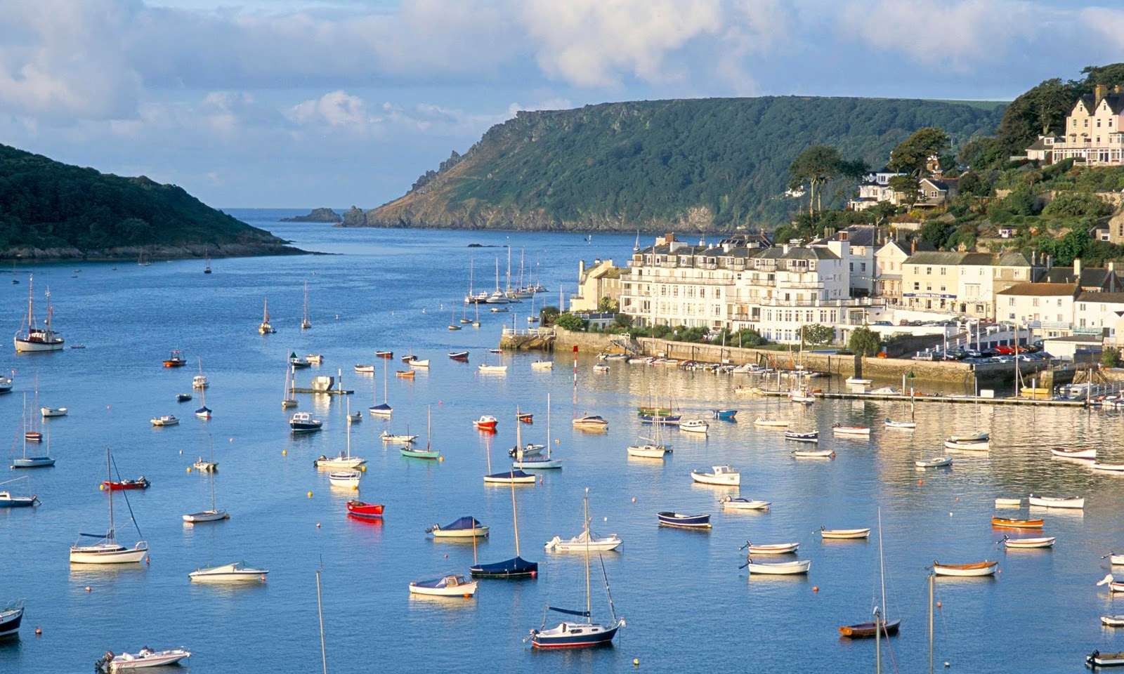 summer in Salcombe holiday treats