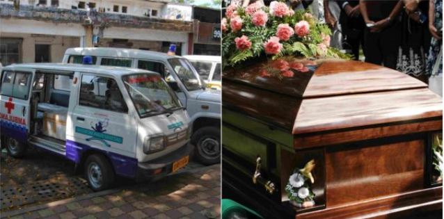 Panic As Dead Man Wakes Up At His Funeral