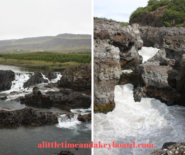 Wandering Around Waterfalls in West Iceland