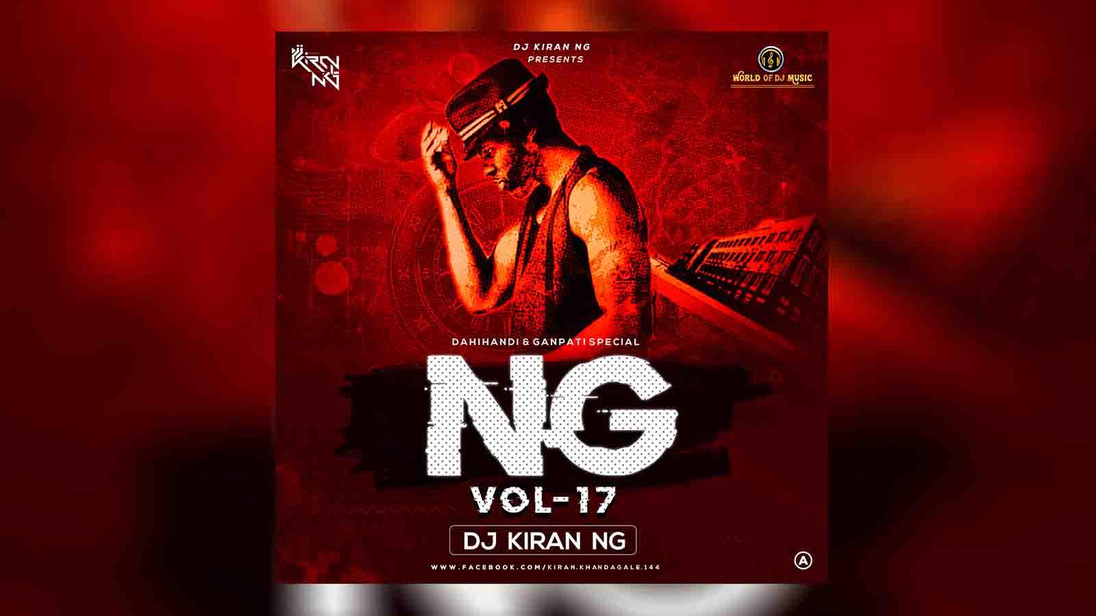 Shaktimaan - Dj Kiran (NG) & Dj GA Remix