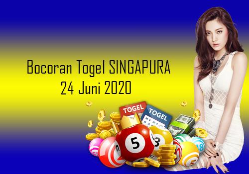 Bocoran Togel SGP 24 Juni 2020