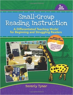 Small Group Reading Instruction Book by Beverly Tyner