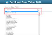 Kisi-Kisi Materi PLPG 2017 Semua Jenjang (TK, SD, SMP, SMA/SMK)