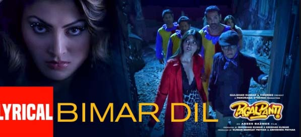BIMAAR DIL SONG LYRICS BY ASEES KAUR & JUBIN NAUTIYAL