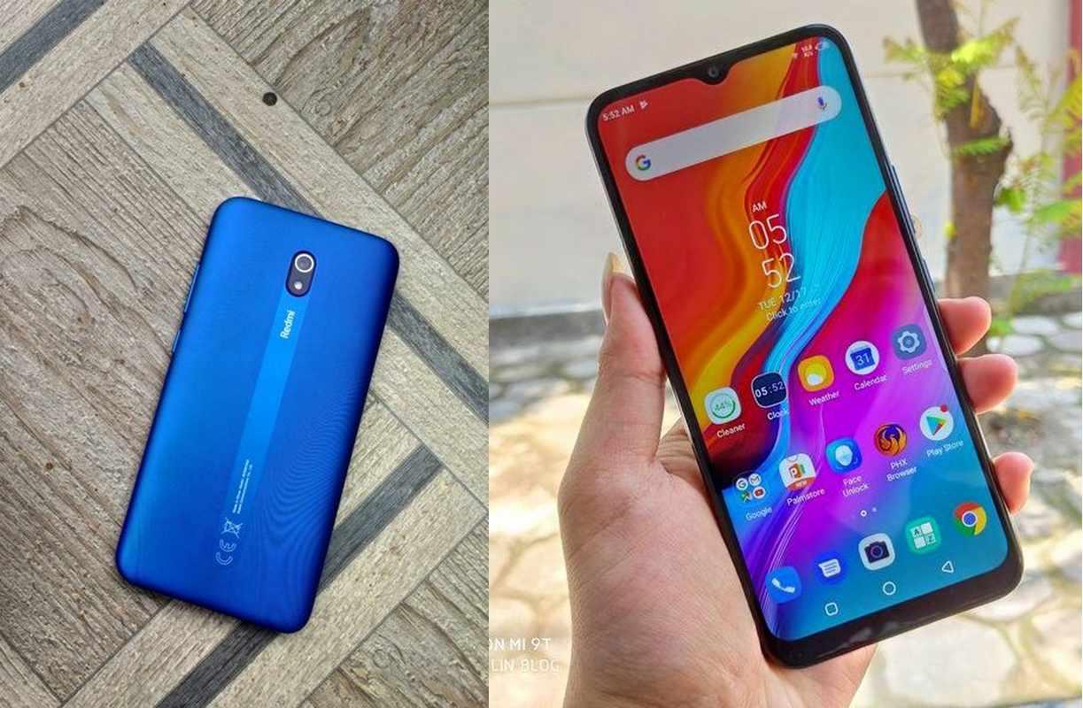 Xiaomi Redmi 8A vs Infinix Hot 8: Duel Smartphone Murah Meriah