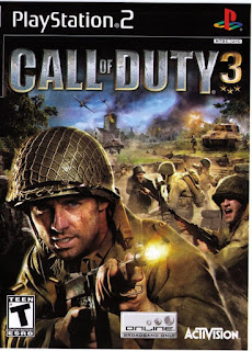 Download Call Of Duty 3 PS2 ISO
