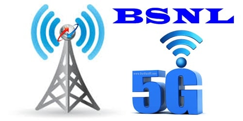 BSNL 5G launch in India and date to get 5G tariff plans