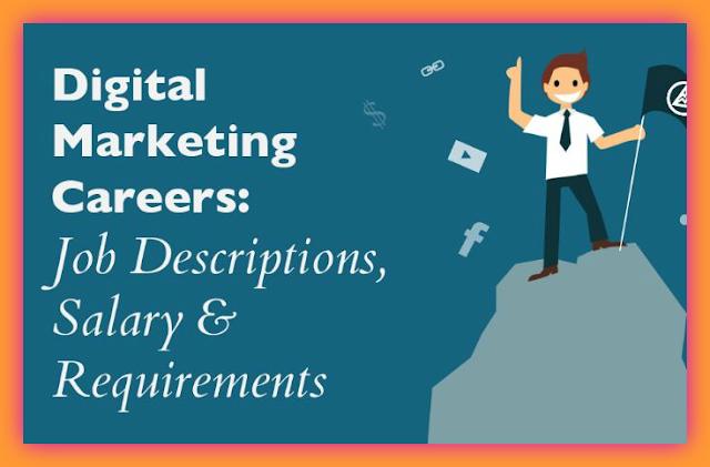 Huge job Vacancies, Requirements for Digital Marketing Executive