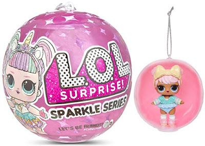 Куклы Лол на новогоднюю елку