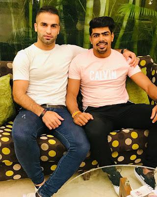Pawan And Fazel Atrachali