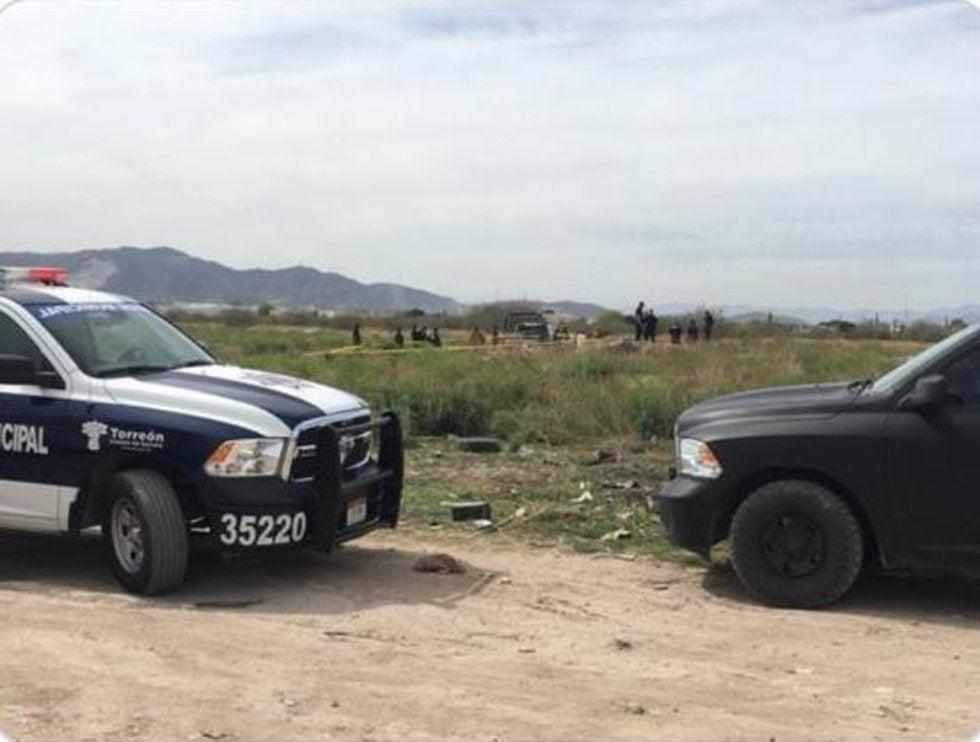 Concoy de encapuchados emboscan y rafaguean a elementos del mando único en Guerrero, Coahuila; hay un policía lesionado