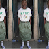 Is There Anything Wrong In How This NYSC Member Wore Her Uniform?