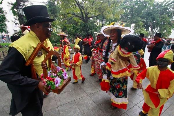 In Humboldt's Footsteps: Venezuelan San Pedro Festival ...