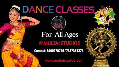 Dance Classes in ecil