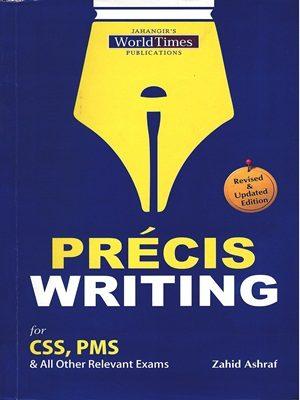 Precis Writing Books for CSS free book pdf free download free pdf books