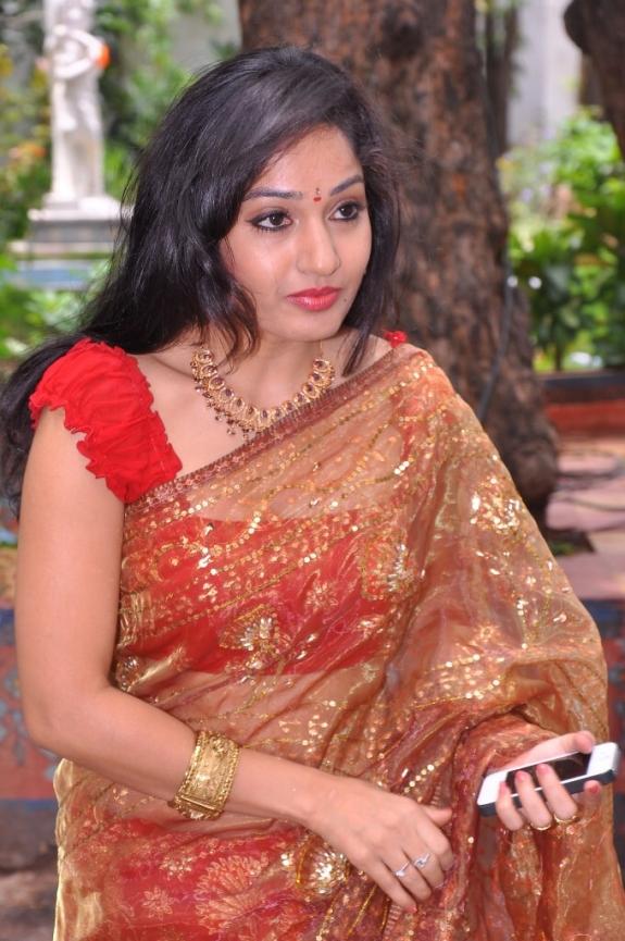 Actress MadhaviLatha Latest Images