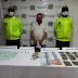 JUSTICIA / Cuatro hombres fueron capturados en las actividades operacionales ejecutadas En Pereira y Dosquebradas, luchamos incansablemente contra el tráfico de estupefacientes