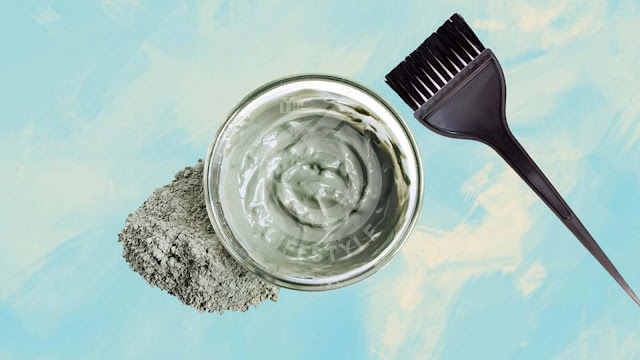 What are the benefits of clay for the skin?