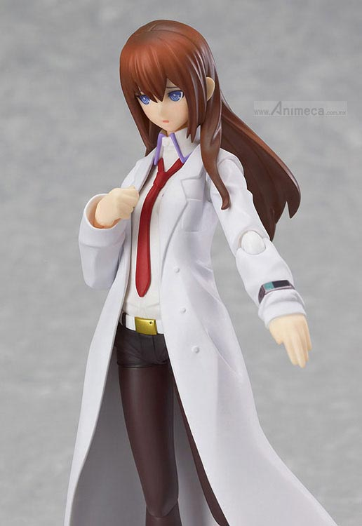 FIGURA KURISU MAKISE White Coat Ver. FIGMA Steins;Gate