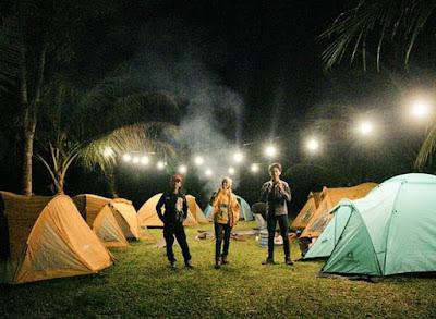 Pemandian Alam SS Ojo Lali, Ada Camping Ground dan Kolam Pancing Juga
