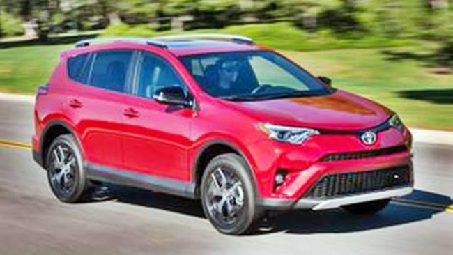 2017 Toyota Rav4 Awd Review Canada