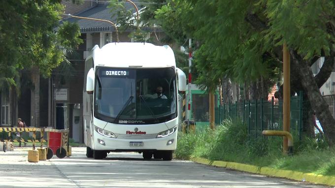 Se reanudan todos los servicios de pasajeros interurbanos