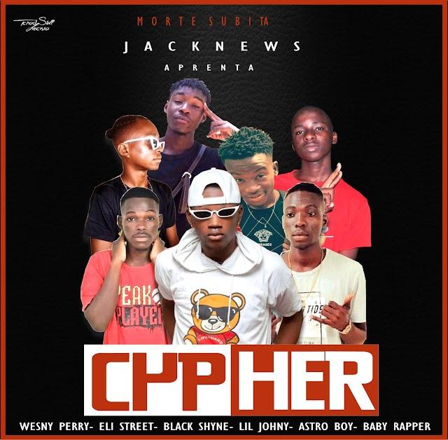 Cypher - Morte Súbita (RapTrap) Jacknews
