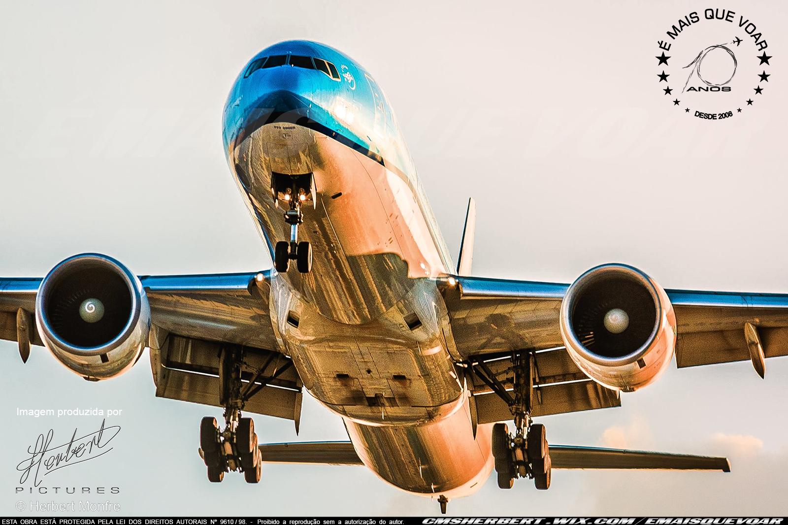 Air France e KLM garantem financiamento de €3,4 bilhões para enfrentar a crise da pandemia   Foto © Herbert Monfre - Fotógrafo de avião - Eventos - Publicidade - Ensaios - Contrate o fotógrafo pelo e-mail cmsherbert@hotmail.com   Imagem produzida por Herbert Pictures - É MAIS QUE VOAR