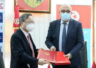 دفع التعاون بين تونس والصين في المجال الصحي