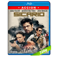 Sicario (2015) BRRip 720p Audio Dual Latino-Ingles