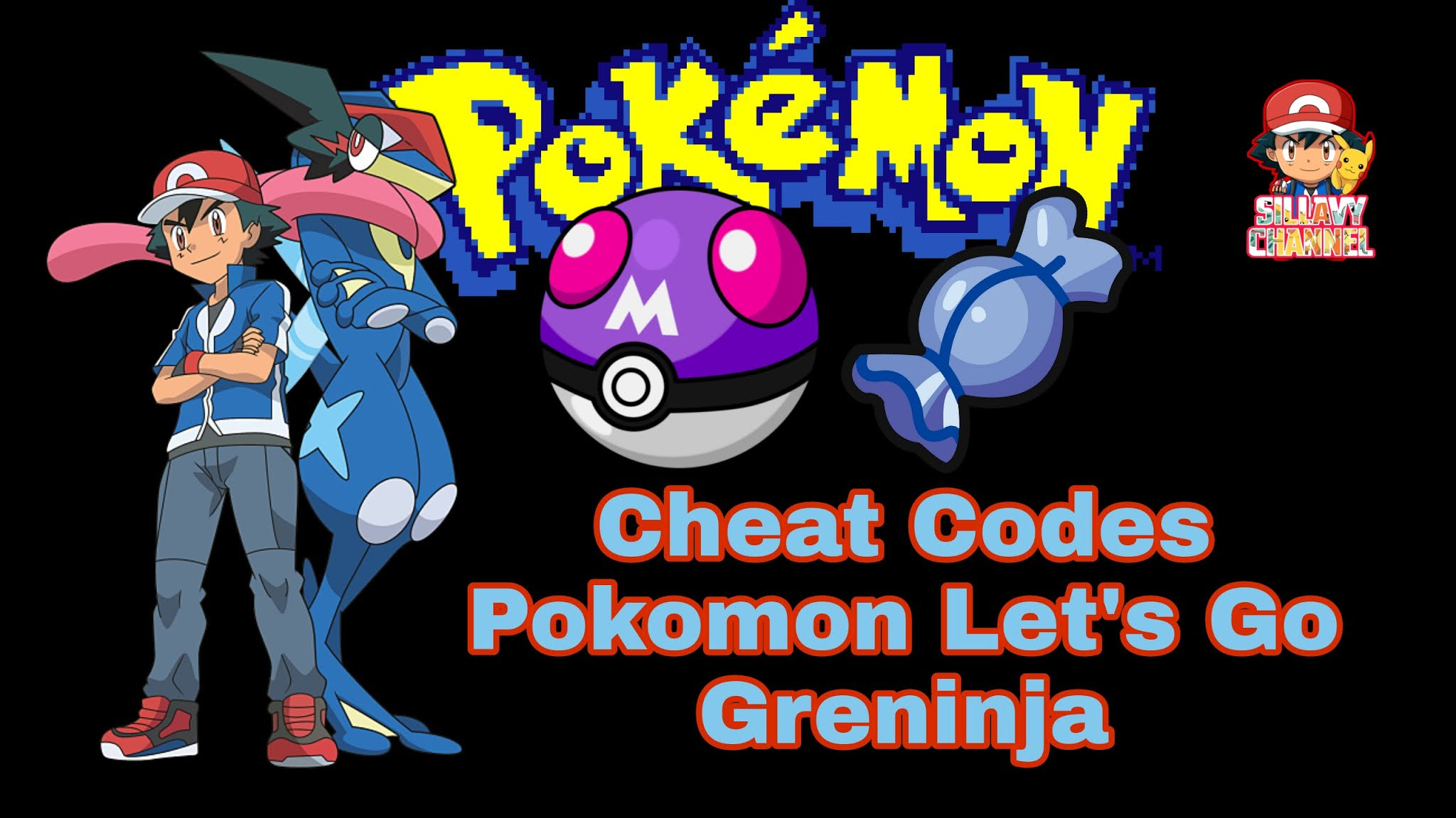 Cheat Codes Pokemon Let S Go Greninja Rare Candy Master Ball And More