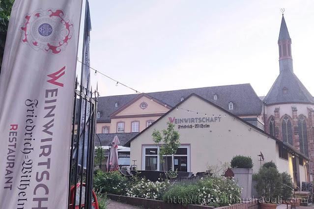 Weinwirtschaft Friedrich-Wilhelm Best restaurants in Trier